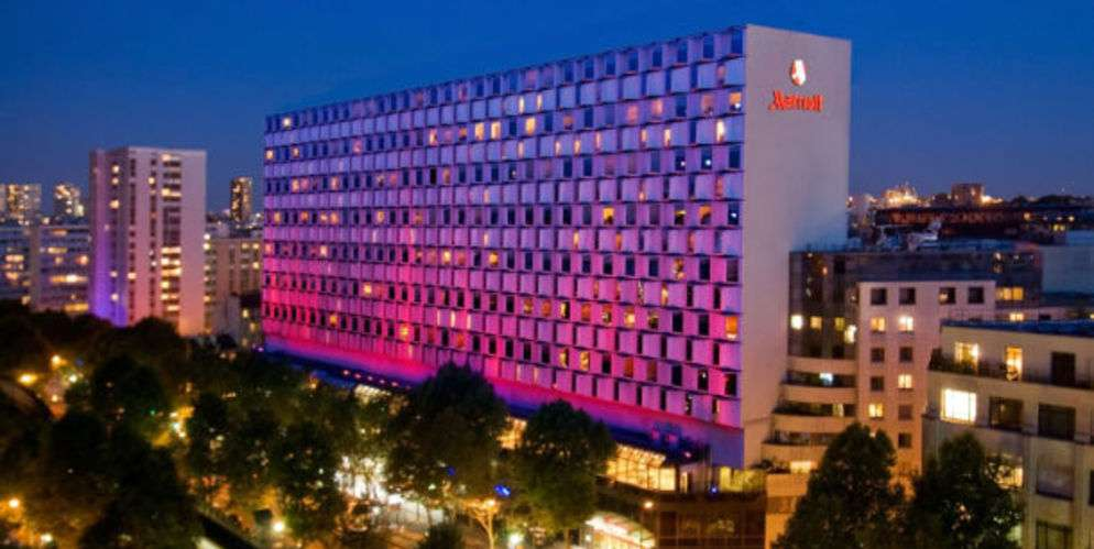 Paris, Marriott Rive Gauche Hotel & Conference Center